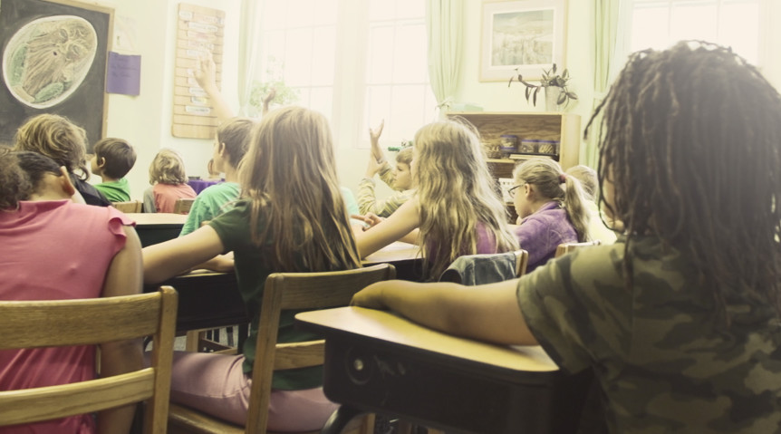 Learn more about Waldorf education and our unique approach to education by taking part in one of our group tours.