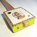 make a cigar box guitar