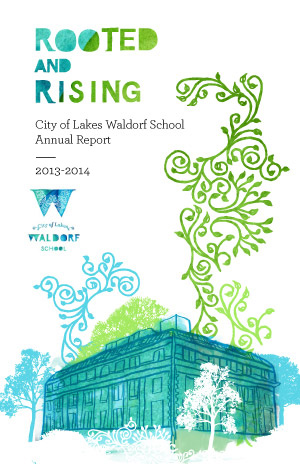 City of Lakes Waldorf School Annual Report 2014