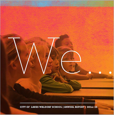 City of Lakes Waldorf School Annual Report 2015
